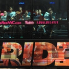 THE RIDE Greets Its 800,000 RIDER Next Thursday