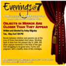 LTM's Popular Play Reading Series Evenings @7 Presents OBJECTS IN MIRROR ARE CLOSER T Photo