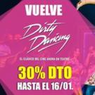 Vuelve DIRTY DANCING a Madrid