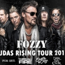Chris Jericho's 'Fozzy' to Continue 'Judas Rising Tour' Into 2018