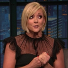 VIDEO: Jane Krakowski Relives Her Dangerous Broadway Debut & More on LATE NIGHT WITH  Photo