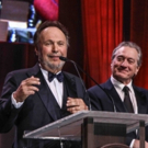 Photo Coverage: Billy Crystal Presented Friars Icon Award by Robert De Niro Photo