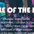 San Francisco Opera Lab Pops-Up At The Great Northern, Today Photo