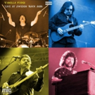 Iconic Rock Band Vanilla Fudge Release DVD/CD 'Live At Sweden Rock - The 50th Anniversary'