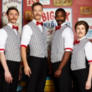 Casting Announced For THE APPLE BOYS: A BARBERSHOP QUARTET MUSICAL at HERE
