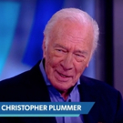 VIDEO: Christopher Plummer Chats Replacing Kevin Spacey in ALL THE MONEY IN THE WORLD & More on THE VIEW