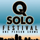 The 4th Annual Q SOLO Festival Opens On Today Photo