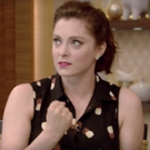 VIDEO: Rachel Bloom Chats MOST LIKELY TO MURDER, & More on LIVE With Kelly and Ryan