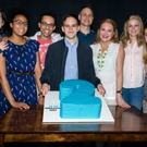 Photo Coverage: DEAR EVAN HANSEN Celebrates Two Years On Broadway With Donation to th Photo
