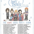 3OH!3 and Emo Nite LA Announce The WANT House Party Tour With Special Guest lil aaron Photo