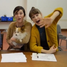 VIDEO: Jane Austen Trivia With the Cast of MISS BENNET: CHRISTMAS AT PEMBERLEY Video