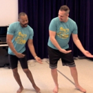 DANCE CAPTAIN DANCE ATTACK: Ben Dances for the Gods with ONCE ON THIS ISLAND's T. Oliver Reid!