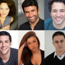 Complete Cast Announced for Joe Gulla's REEL WOOD Reading Photo