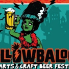 The Full Schedule is Announced for 2018 Hallowbaloo Music, Arts & Craft Beer Festival