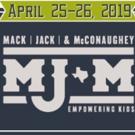 Mack, Jack & Matthew McConaughey Announce Jack Ingram & Friends Concert Photo