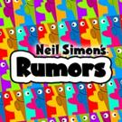 GRT Extends Neil Simon's RUMORS At Lonny Chapman Theatre