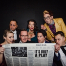 Photo Flash: First Look at the Cast of IT'S ONLY A PLAY at the Phoenix Theatre Photo