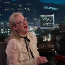 VIDEO: Meryl Streep Fails Oscar Quiz About Herself on JIMMY KIMMEL