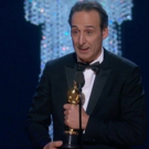 VIDEO: Watch Alexandre Desplat's Oscar 2018 Acceptance Speech for Original Score for  Video