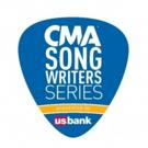 CMA Songwriters Series Returns To Nashville on June 5