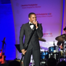 Photo Flash: Leslie Odom, Jr. Performs at NewYork-Presbyterian's Amazing Kids, Amazing Care Dinner