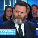 VIDEO: Nick Offerman Chats His Upcoming Film HEARTS BEAT LOUD & A Possible PARKS AND  Video