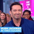 VIDEO: THE MUSIC MAN Was Hugh Jackman's First Ever Musical