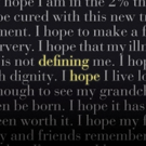 DEFINING HOPE Documentary Now Available on iTunes + Debuts on WNET-TV June 16