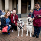 Birmingham Rep Gets Tails Wagging with Fundraising Efforts for 'Hearing Dogs' Photo