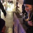 Video: Christy Altomare Gets Serenaded By A Young Fan at the ANASTASIA Stage Door