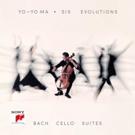 Yo-Yo Ma to Release SIX EVOLUTIONS: Bach - Cello Suites August 17