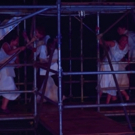VIDEO: The Cast and Crew of Serenbe Playhouse's TITANIC Show Just How They Sink The Boat Nightly