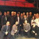 Photo Flash: Bob Gaudio & Neil Diamond Visit JERSEY BOYS Off-Broadway