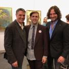 Photo Flash: Three Jekylls! Robert Cuccioli & Constantine Maroulis Visit JEKYLL AND H Photo