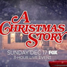A CHRISTMAS STORY LIVE! Original Soundtrack Out 12/18; Full Track List Revealed