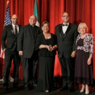 National Humanitarian Award Presented To Eagle Theatre Co-Founder Photo
