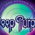 Deep Purple Announce 'The Long Goodbye Tour'