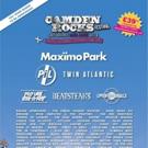 Camden Rocks Festival Returns This June - Max mo Park to Headline