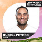 Acclaimed DJ Russell Peters will Take the Stage at the 2018 XO Music Festival July 14