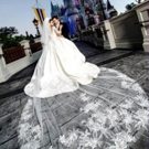 Watch The Tenors Serenade Lucky Couple on DISNEY'S FAIRY TALE WEDDINGS: HOLIDAY MAGIC Photo