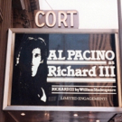 Photo Flashback: Al Pacino Stars as RICHARD III in 1979 Photo