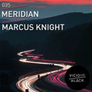 Marcus Knight 'Meridian' Drops on Vicious Black Photo