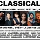 CLASSICAL BRIDGE, Inaugural Music Festival, Academy & Conference in NYC This August