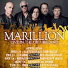 Marillion Add Dates in Ireland and York to Sell-Out UK Tour