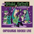 The Brian Setzer Orchestra Announce New Concert Film, 'Christmas Rocks! Live,' Out No Photo