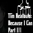 Tim Realbuto Will Complete His 'Because I Can' Concert Trilogy at the Triad Photo