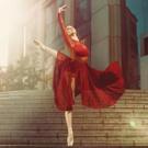 Elmhurst Ballet School Flies the Flag for Birmingham Photo