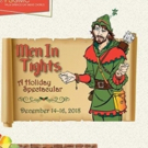 MEN IN TIGHTS!! The Palm Springs Gay Men's Chorus Presents Annual Holiday Spectacular At The Annenberg Theatre