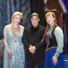 Photo Flash: The Piano Man Himself Billy Joel Visits FROZEN