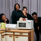 Photo Flash: In Rehearsal with NINE NIGHT